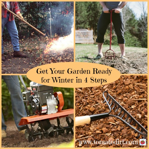 Get your garden soil ready for winter with Tomato Dirt