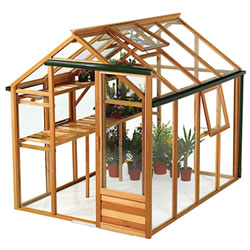 Build a Greenhouse in a Weekend