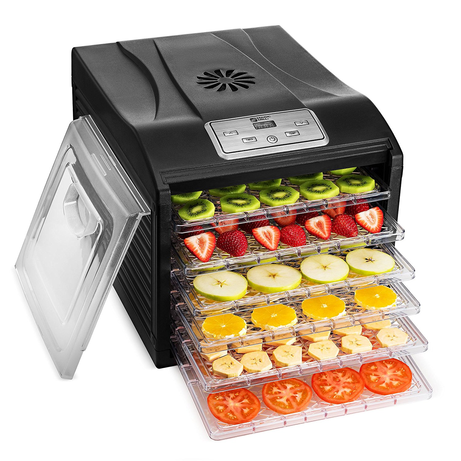Food dehydrators explained with Tomato Dirt