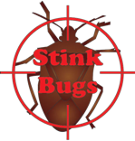 logo for stink bug control book