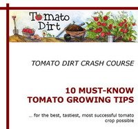cover of 10 Must-Know Tomato Growing Tips